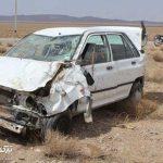 واژگونی پراید درمنطقه مرزی گنبدکاووس پنج مصدوم برجای گذاشت