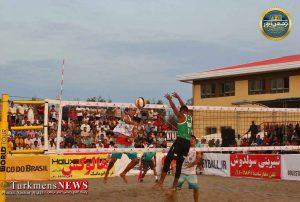 nahaii valibal 1 300x202 - بندرترکمن میزبان مسابقات والیبال ساحلی قهرمانی آزاد کشور