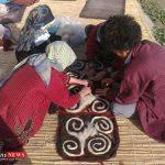 namadmali turkmensnews 150x150 - رونمایی شماری از میراث ناملموس ترکمن ها در مراسم نکوداشت مختومقلی فراغی