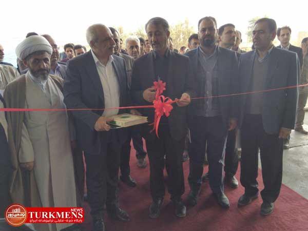 namayeshgah 3b - آغاز به کار نخستین نمایشگاه تخصصی ساختمان و تاسیسات در گنبدکاووس