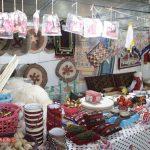 گنبدکاووس,برج قابوس,بازارچه صنایع دستی
