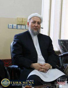 حاج عبدالباسط آخوند نوریزاد, دیدار با مسئولین گنبد کاووس