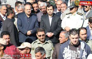 استاندار روز پنجشنبه در مراسم تشییع پیکر تاج محمد باشقره محیط بان پارک ملی گلستان