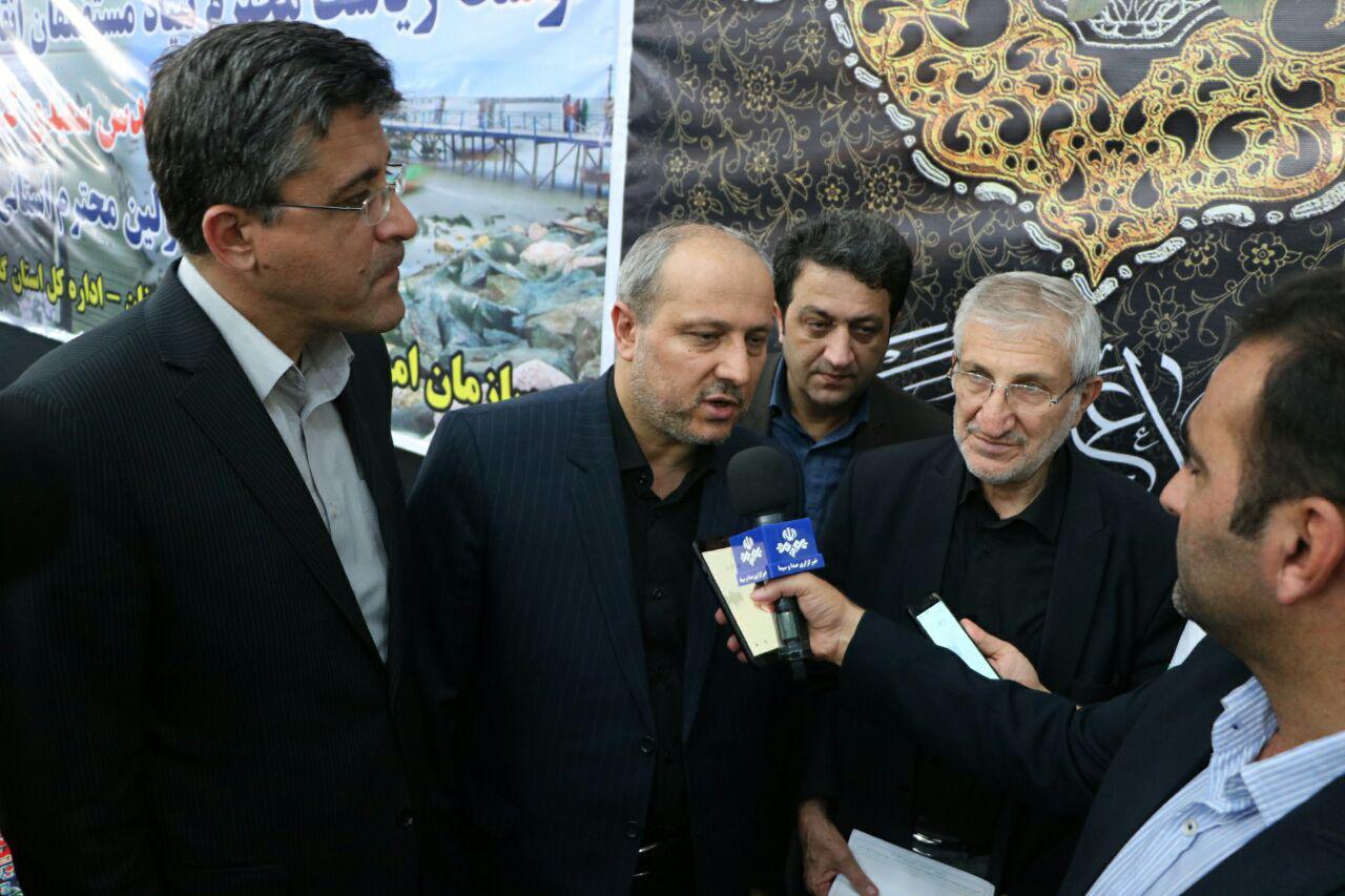 ostandar turkmen 24sh - بنیاد مستضعفان در مناطق محروم شرق گلستان سرمایه گذاری کند