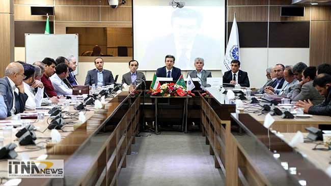 otaght i 22m - تاسیس و آغاز به کار اتاق مشترک ایران و ترکمنستان