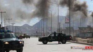 owganistan bombaly hüjüm 300x169 - Owganystanda Taliban tarapyndan guralan bombaly hüjümde 10 esger ýogaldy