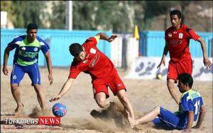 تیم پدیده بندر ترکمن, زیر گروه لیگ یک فوتبال ساحلی