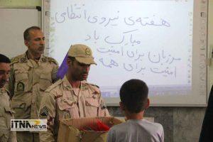 payammehr6 21m 300x200 - مراسم قرائت پیام مهر و آموزش همگانی در رابطه با آسیب های اجتماعی برگزار شد+تصاویر