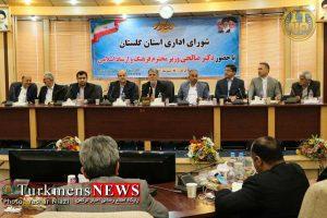 وزیر فرهنگ و ارشاد اسلامی در چهارمین جلسه شورای اداری استان گلستان