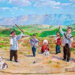Türkmen halk döredijiliginden SANAWAÇLAR (1)