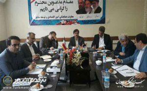بانکهای استان گلستان در خصوص حمایت از سیلزدگان باید در خط اول باشند