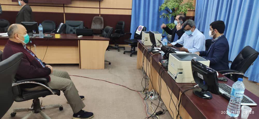 photo ۲۰۲۱ ۰۳ ۱۱ ۱۱ ۰۲ ۲۸ - ثبت نام ۶ داوطلب در روز اول ثبت نام انتخابات شورای شهر در گنبدکاووس