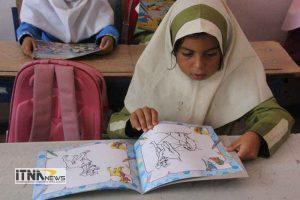 photo 2017 10 13 18 27 09 300x200 - بیش از 30 جلد کتاب کودکان توسط هنگ مرزی اترک اهدا شد+تصاویر