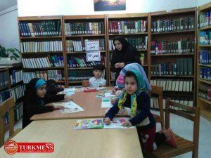 photo 2018 01 25 20 33 28 300x225 - به مناسبت میلاد حضرت زینب(س) مسابقه رنگ آمیزی ویژه کودکان زیر 7 سال برگزار شد+عکس