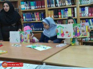 photo 2018 01 25 20 33 47 300x225 - به مناسبت میلاد حضرت زینب(س) مسابقه رنگ آمیزی ویژه کودکان زیر 7 سال برگزار شد+عکس