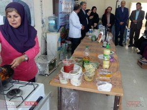 photo 2018 03 07 10 40 03 300x225 - جشنواره طبخ آبزیان در بندرترکمن برگزار شد+تصاویر