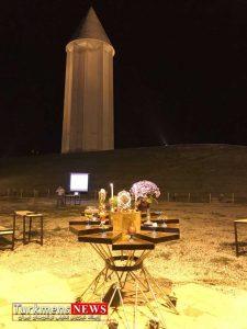 photo 2018 03 23 09 31 12 225x300 - آمفی تئاتر روباز میراث جهانی گنبدقابوس راه اندازی شد+تصاویر