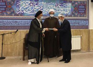 photo 2021 01 12 11 02 47 300x215 - نور نیاز آخوند نبوی زاده به عنوان امام جمعه اهل سنت کوموشدفه منصوب شد