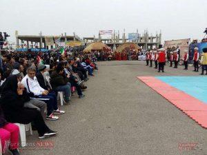 piaderav12 turkmensnews 11e 300x225 - همایش بزرگ پیاده روی خانوادگی در گنبدکاووس برگزار شد+تصاویر