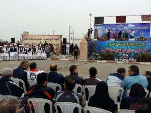 piaderav14 turkmensnews 11e 300x225 - همایش بزرگ پیاده روی خانوادگی در گنبدکاووس برگزار شد+تصاویر