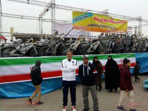 piaderav15 turkmensnews 11e 300x225 - همایش بزرگ پیاده روی خانوادگی در گنبدکاووس برگزار شد+تصاویر
