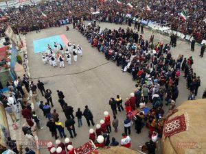 piaderav19 turkmensnews 11e 300x225 - همایش بزرگ پیاده روی خانوادگی در گنبدکاووس برگزار شد+تصاویر