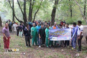 piaderavi4 21m 300x200 - پیاده روی و کوهپیمایی کارکنان پایور انتظامی و هنگ مرزی اترک شهرستان گنبدکاووس+تصاویر