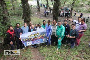 piaderavi5 21m 300x200 - پیاده روی و کوهپیمایی کارکنان پایور انتظامی و هنگ مرزی اترک شهرستان گنبدکاووس+تصاویر