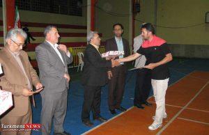 مسابقات ورزشی فرهنگیان گنبد در 4 رشته برگزار شد