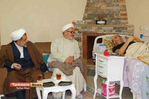 qayum TurkmensNews 300x200 - چفیه جانم را نجات داد/ماجرای مصدومیت عبدالقیوم آق آتابای (بخش اول)+فیلم