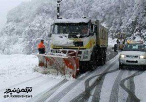 rahdari golestan 300x210 - آماده سازی ۱۶۰ دستگاه ناوگان راهداری گلستان برای زمستان ۹۷