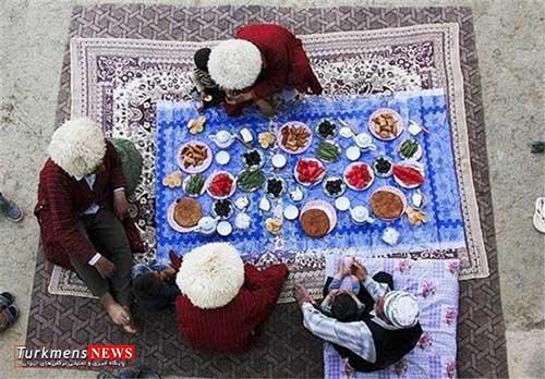 ماه رمضان در بین ترکمن ها