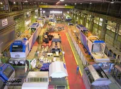 تجهیز ناوگان ریلی/ خرید ۴۵ دستگاه لکوموتیو برقی به منظور استفاده در پروژه برقی سازی محور گرمسار – اینچه برون