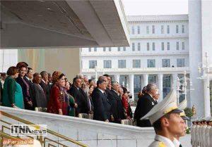 reje3 6a 300x209 - رژه نیروهای مسلح ترکمنستان برگزار شد+تصاویر