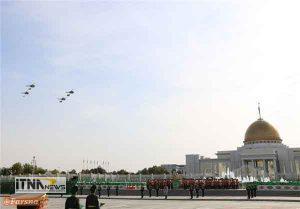 reje7 6a 300x209 - رژه نیروهای مسلح ترکمنستان برگزار شد+تصاویر