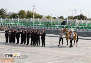 reje8 6a 300x209 - رژه نیروهای مسلح ترکمنستان برگزار شد+تصاویر