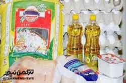 sabad kala golestan - با عاملان متخلف توزیع کننده طرح حمایت غذایی در گلستان برخورد می شود