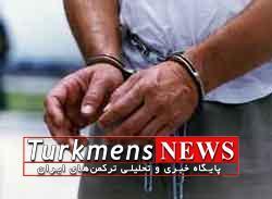 گنبدکاووس,دستگیری سارق احشام