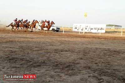 savarkari 3a - هفته سوم مسابقات اسبدوانی پاییزه ۹۷ کشور در آق قلا برگزار می شود