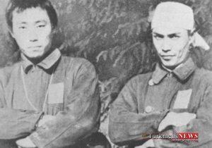 sekio nishina hiroshi kuroki 768x536 w700 300x210 - «لرزاننده بهشت»: اژدر انتحاری ژاپنی که به کابوس کشتی های آمریکایی تبدیل شد