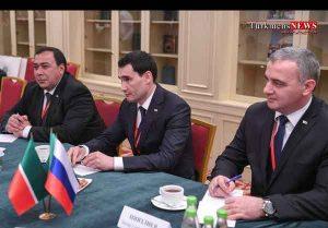 serdar 8m 300x209 - نشان افتخاری مربیگری به پسر رئیس جمهور ترکمنستان اعطا شد