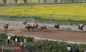 shakhesturkmens 23f 300x182 - هفته دوم کورس بهاره مسابقات سوارکاری گنبدکاووس برگزار شد+عکس