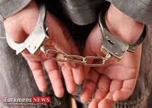 دستگیری شکارچی غیرمجاز رودخانه گرگانرود