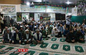 shohada ahvaz gonbad turkmensnews 4 300x193 - مراسم گرامیداشت شهدای حادثه تروریستی اهواز در گنبدکاووس برگزار شد