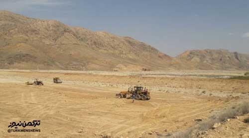 پروژه پخش سیلاب گلستان درپرتال تغذیه آبخوان های جهان ثبت شد