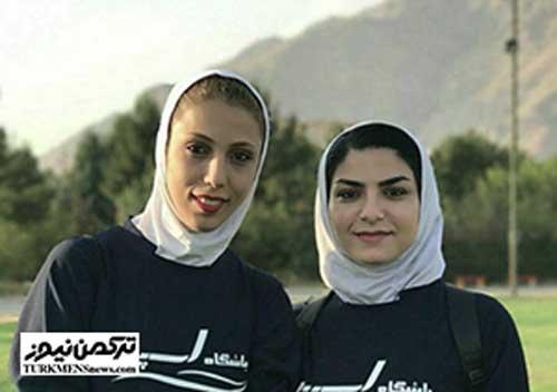 spaktakra 24Az - حضور 2 ورزشکار گلستانی در مسابقات جهانی سپک تاکرای بانوان