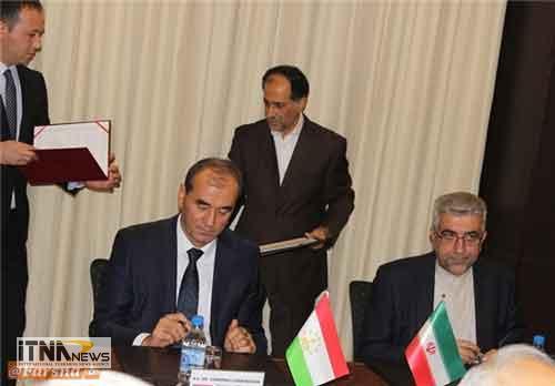 tafahom 26a - امضای یادداشت تفاهم همکاری اقتصادی میان ایران و تاجیکستان+تصاویر