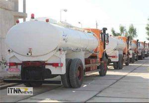 tankerab 22a 300x209 - اعزام تانکرهای آبرسانی استان گلستان به مناطق زلزله زده کرمانشاه