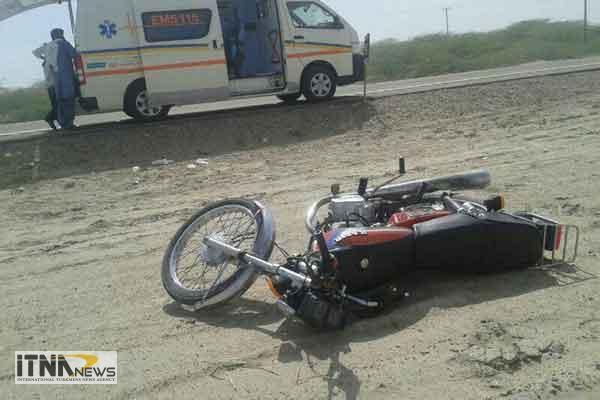 tasadof 16m - بیشترین تلفات جانی حوادث رانندگی درون شهری را موتورسیکلت سواران دارند
