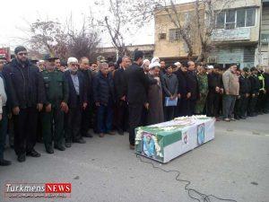 tashie 30b 300x225 - مراسم تشییع پیکر پاک جانباز شهید در گنبدکاووس برگزار شد